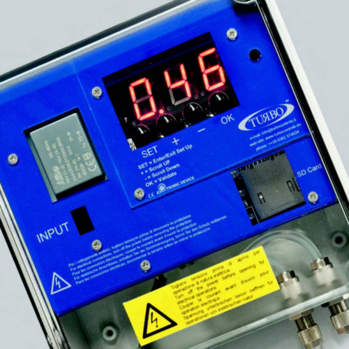 Digital Differential Pressure Switch